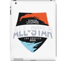 All Star - League of legends iPad Case/Skin
