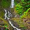 Maunawili falls Oahu Hawaii by raymona pooler