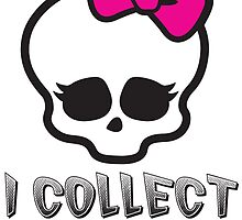 Monster Collector - Monster High Doll Shirt by PlagueRat