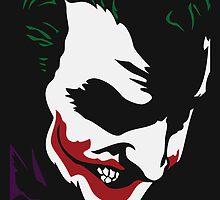 Joker Smile Batman The Dark Knight Rises by metroemporium