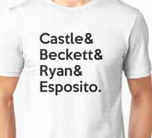 The 12th Precinct's Fantastic Four Unisex T-Shirt