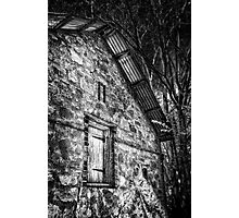 Old Stone Barn Hahndorf South Australia. Photographic Print