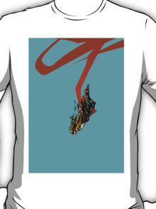 Tandum Fall Colour Alt Wide T-Shirt