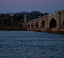 Annapolis Memorial Bridge by TheMathTeacher
