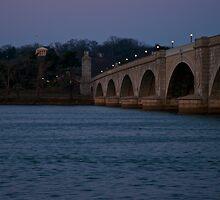 Annapolis Memorial Bridge by TheMathTeacher