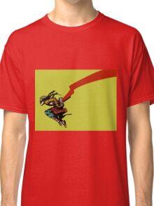 Drifter Leap Yellow Classic T-Shirt