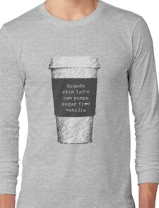 Beckett's Coffee Long Sleeve T-Shirt