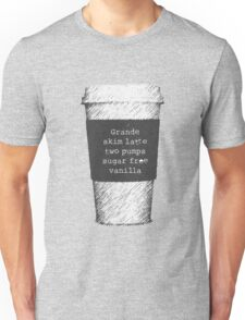 Beckett's Coffee Unisex T-Shirt