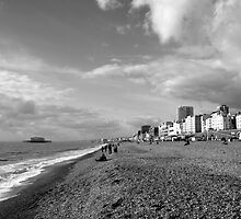 Brighton Beach 2013 by Lorna81