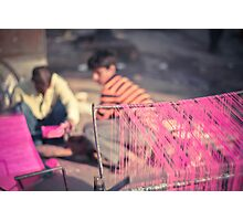Manja Maker 2 Photographic Print