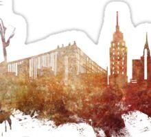 New York City - skyline Sticker