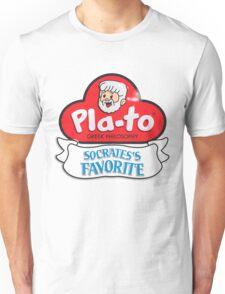 Pla-to Unisex T-Shirt