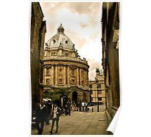Oxford scenes Poster