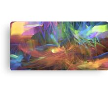The Colours of Spring Canvas Print