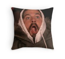 Shia LaBeouf Throw Pillow