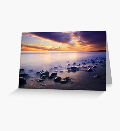 Close Rock Greeting Card