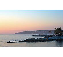 Point Pleasant Shoreline Photographic Print