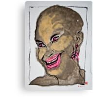 portrait 2 Canvas Print