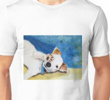 Junior the Jack Russell Terrier Unisex T-Shirt