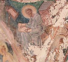 Fresco 8th Century by Francis Drake