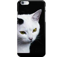 Cat Portrait VRS2 iPhone Case/Skin