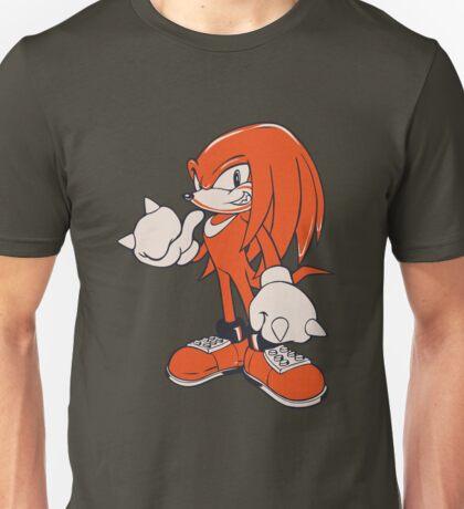 Minimalist Modern Knuckles Unisex T-Shirt