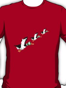 8-Bit Nintendo Duck Hunt 'Trio' T-Shirt