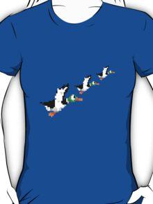 8-Bit Nintendo Duck Hunt 'Trio' T-Shirt