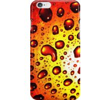 golden dew iPhone Case/Skin