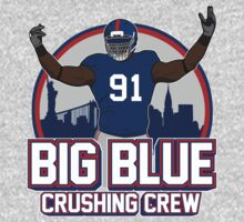 "VICTRS ""Big Blue Crushing Crew"" Kids Clothes"