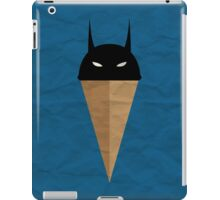 Black Vanilla Bat iPad Case/Skin