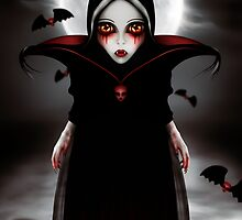 The Vampire by Anima Somnia