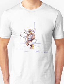 Super Mario Tauntaun Land T-Shirt