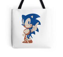 Minimalist Sonic 4 Tote Bag