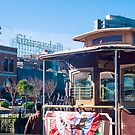 Hyde Street Cable Car by Yukondick