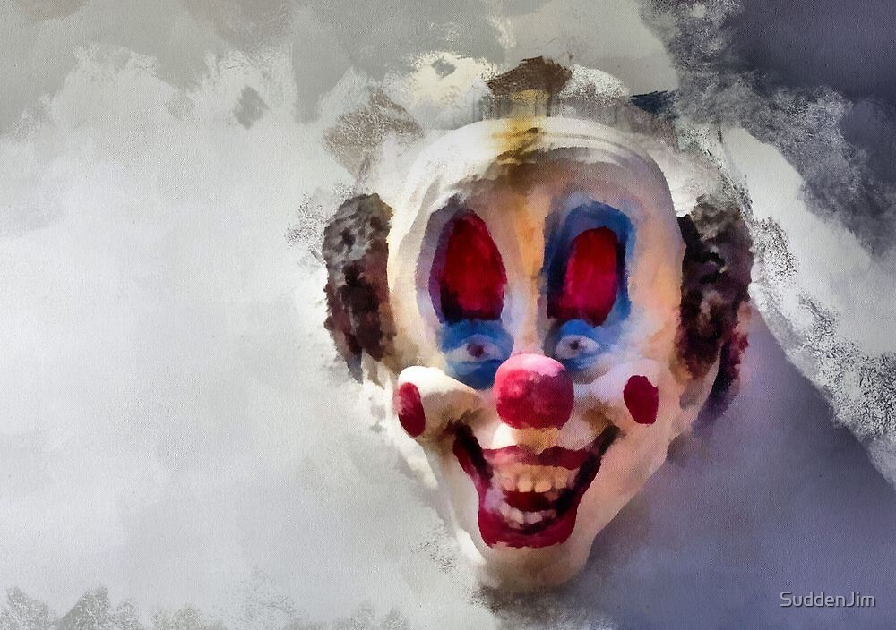 Jus' Clownin' Aroun' by SuddenJim