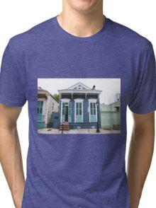 French Quarter Charm Tri-blend T-Shirt