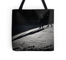 Christmas Day in Montreal Tote Bag