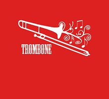 Trombone with swirls Unisex T-Shirt