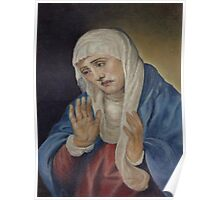 Mother of Sorrows, after Titian Poster