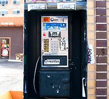 Pay Phone iPhone by Michael Andersen