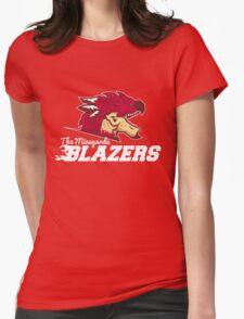Monster Hunter All Stars - The Minegarde Blazers Womens Fitted T-Shirt