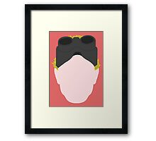 Element 03 Dr. Horrible Framed Print