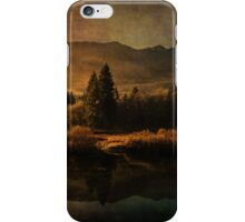 Scent of Pines iPhone Case/Skin