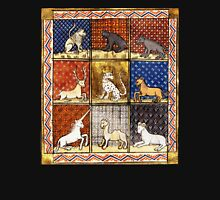 Medieval Animal Bestiary Unisex T-Shirt
