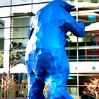 Blue Bear by Michael Andersen