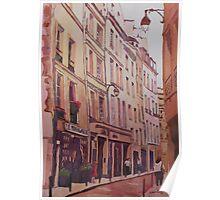 Rue Galande Poster