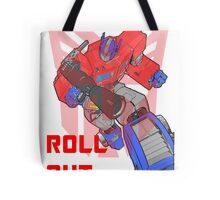 Optimus Prime - Roll Out Tote Bag