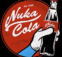 Fallout - Nuka Cola by PipLadInc