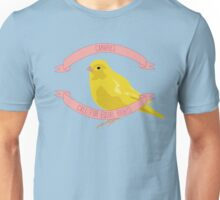 Canaries Call for Equal Rights Unisex T-Shirt